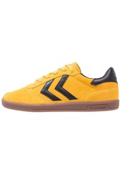 Hummel Victory Trainers Golden Yellow