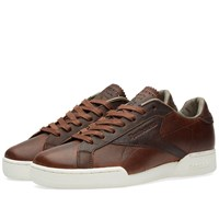 Reebok X Horween Leather Co. Npc Uk Ii Brown