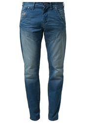 Jack And Jones Jack And Jones Stan Jim Relaxed Fit Jeans Light Blue Denim