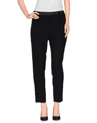 Jucca Casual Pants Black