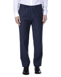 Karl Lagerfeld Lagerfeld Trousers Casual Trousers Men Dark Blue
