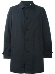 Aspesi 'Lemon' Raincoat Blue