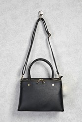 Forever 21 Structured Small Tote Bag