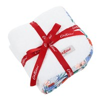 Cath Kidston Saltwick Bunch Band Face Cloth Set Of 3