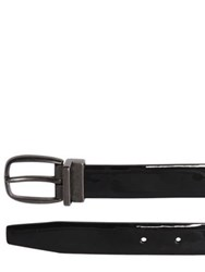 Dolce And Gabbana 25Mm Patent Leather Belt
