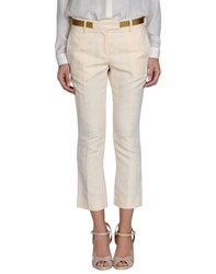 Incotex Trousers 3 4 Length Trousers Women