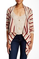 Voom By Joy Han Mariah Cardigan Beige