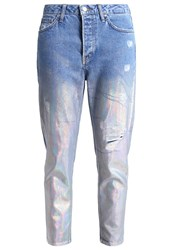 Ltb Maggi Relaxed Fit Jeans Luminoso Wash Light Blue Denim