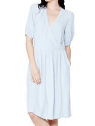 Ghost Grace Dress Pale Blue