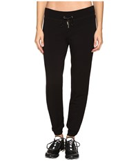 Kate Spade New York X Beyond Yoga Relaxed Bow Long Sweatpants Black