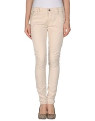 Textile Elizabeth And James Casual Pants Beige