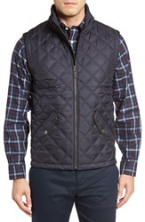 Brooks Brothers Men's Brother Diamond Quilted Vest