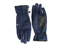 Columbia Ascender Soft Shell Glove Collegiate Navy Extreme Cold Weather Gloves
