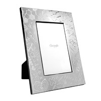 Christofle Graffiti Picture Frame 5'X7