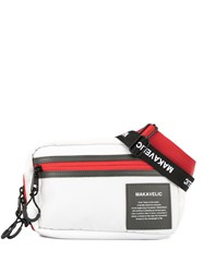 Makavelic 3 Way Belt Bag White