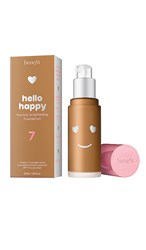 Benefit Cosmetics Hello Happy Flawless Brightening Liquid Foundation In 7.