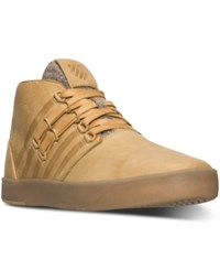 K Swiss Men's D R Cinch Chukka P Casual Sneakers From Finish Line Taffy Gum