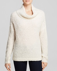 French Connection Sweater Bloomingdale's Exclusive Fuzzy White Hare Birch