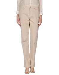 Iceberg Trousers Casual Trousers Women Beige