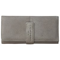 Liebeskind Berlin Leonie F7 Leather Purse Elephant Grey