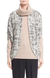Zero Maria Cornejo Women's Tweed Shrug