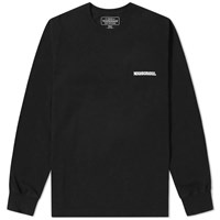 Neighborhood Long Sleeve Squad Tee Black