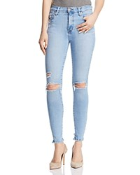 Nobody Cult Skinny Ankle Jeans In Visual