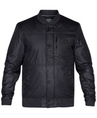 Hurley Men's All City Stealth Jacket Black