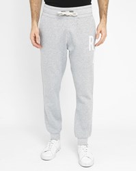 G Star Grey Core Art Sw Elastic Drawstring Joggers