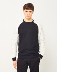 Only And Sons Peter Crew Neck Black