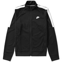 Nike Tribute Track Jacket Black
