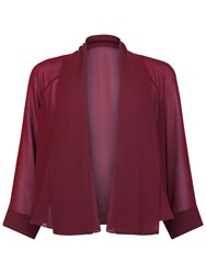 Fenn Wright Manson Miro Shrug Red