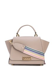 Zac Posen Eartha Convertible Backpack Neutrals