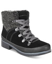 Sporto Debbie Cold Weather Booties Women's Shoes Black
