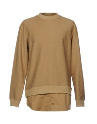 D By D Sweatshirts Camel