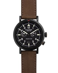 Filson The Scout Watch 45.5Mm Black