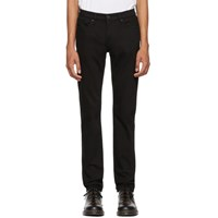 Burberry Black Slim Fit Jeans