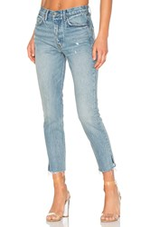 Grlfrnd Petite Karolina High Rise Skinny Jean Without Love