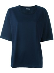 Societe Anonyme Loose Top Blue