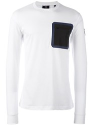 Rossignol 'Aston' Long Sleeve Top White