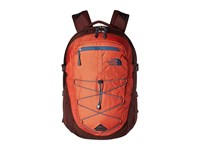 The North Face Borealis Backpack Tibetan Orange Sequoia Red Backpack Bags