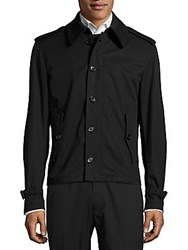Ralph Lauren Windbreaker Jacket Polo Black