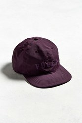 Poler Taped Floppy Baseball Hat Purple