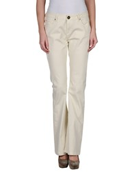 Fixdesign Atelier Casual Pants Ivory