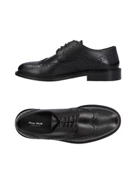 Henry Smith Footwear Lace Up Shoes