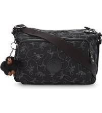 Kipling Reth Nylon Messenger Bag Monkey Novelty