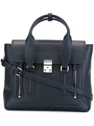 3.1 Phillip Lim Medium 'Pashli' Satchel Blue