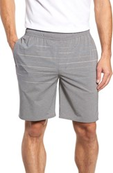 Travis Mathew Quickin Shorts Heather Quiet Shade