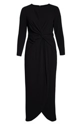 Dress The Population Naomi Twisted Gown