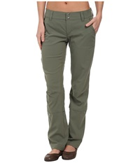 Columbia Saturday Trail Pant Cypress Women's Casual Pants Green